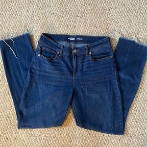 """Old Navy """"The Power Jean"""" straight leg jeans"""